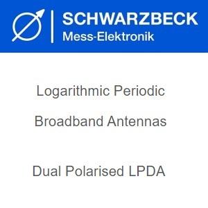Schwarzbeck Двойно поляризирани LPDA