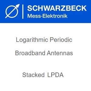 Schwarzbeck Подредени LPDA