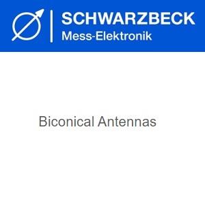 Schwarzbeck Биконични антени