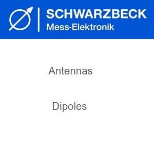 Schwarzbeck Dipoles