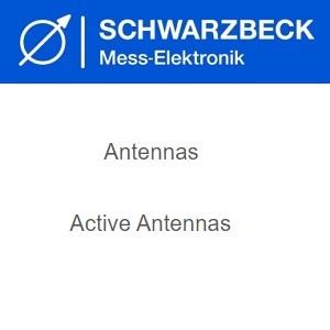 Schwarzbeck Активни антени
