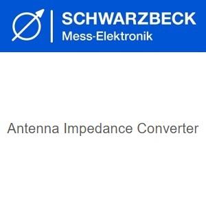 Schwarzbeck Преобразуватели на антенно съпротивление