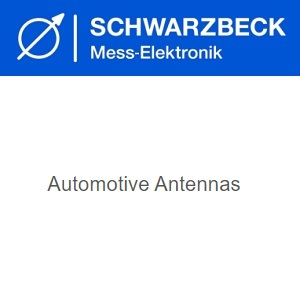 Schwarzbeck Automotive Antennas