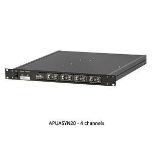 AnaPico APUASYN20-X ултра-гъвкав честотен синтезатор - до 20 GHz