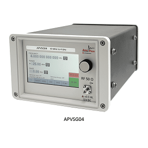 AnaPico APVSG векторни генератори на сигнали до 40 GHz