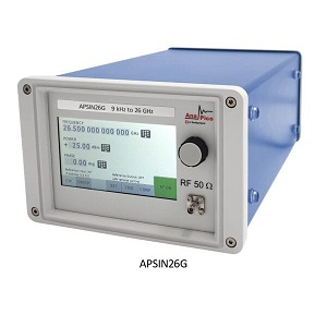 AnaPico Микровълнови модели APSIN - до 26,5 GHz