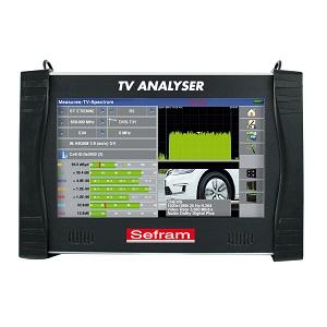 Sefram 7880-4k телевизионен измервателен уред