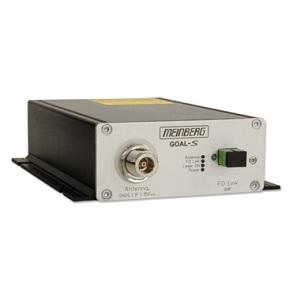 Meinberg GOAL-S: GPS оптична връзка за антена - единичен режим