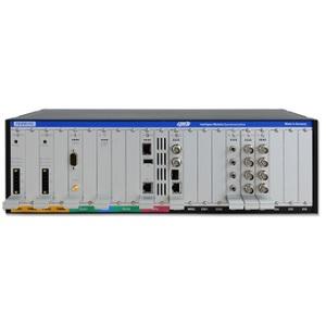 Meinberg IMS - LANTIME M3000S: Модулна платформа за синхронизация на времето и честотата