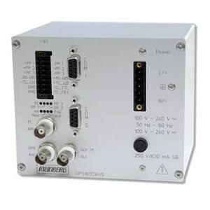 Meinberg  GPS165: Сателитен приемник с вграден генератор на времеви код (DIN монтажна шина)