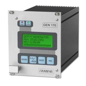 Meinberg GEN170: Генератор на кодове DCF77