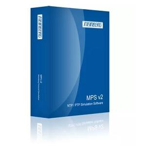 Meinberg MPS v2: NTP / PTP симулационен софтуер