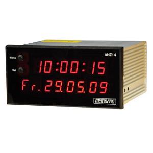 Meinberg ANZ14: LED дисплей с опция за радио часовник DCF77 (ANZ14 / DCF77)